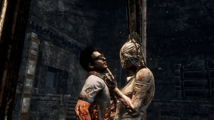The Plague Moris in Dead by Daylight.