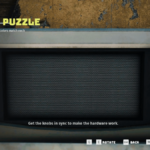 Microwave Puzzle in Biomutant.