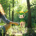 Pokemon Go Season of Discovery Promo