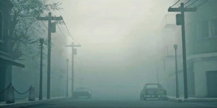 Screenshot of Silent Hill 2 trailer