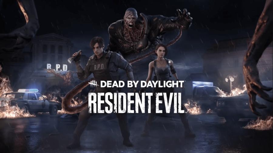 Dead by Daylight Resident Evil reveal.