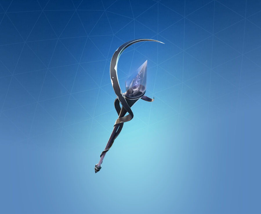 Crystaline Battle Wand Harvesting Tool