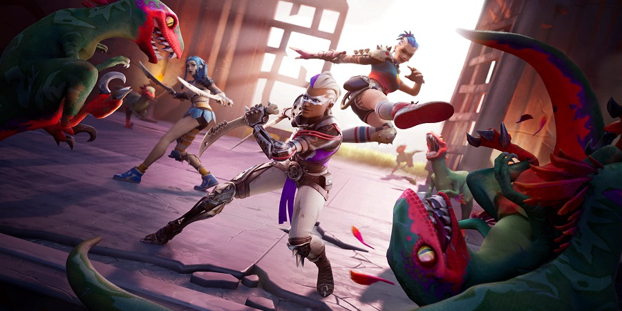 Scaly Standoff Loading Screen