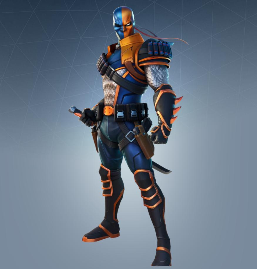 Deathstroke Zero Skin