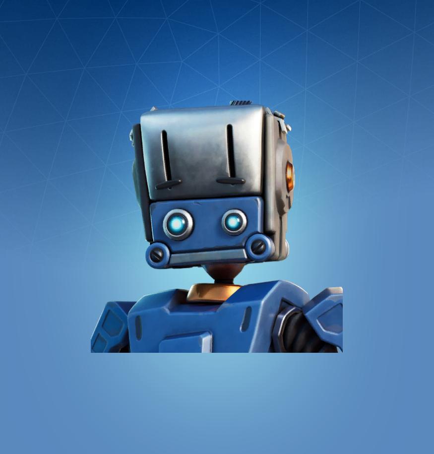 Lok-Bot Skin