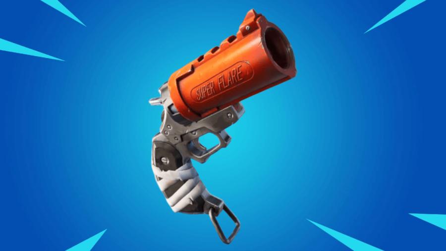 The Flare Gun in Fortnite.