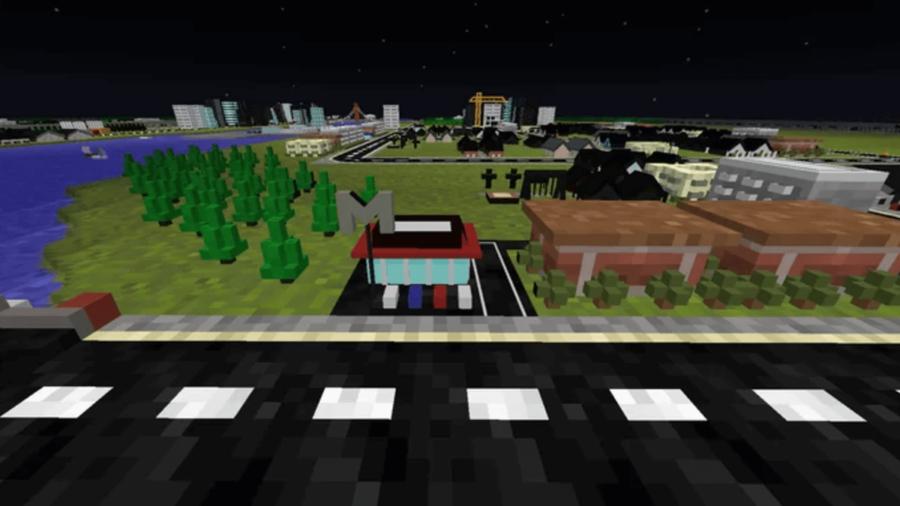 Tilemaster City Minecraft REsource pack.
