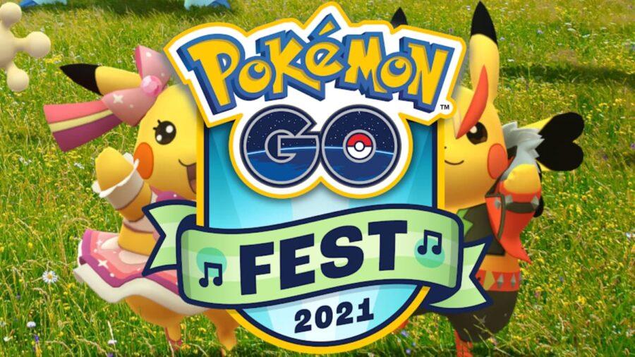 Pokemon Go Fest 2021.