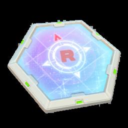 A Rocket Radar in Pokemon Go