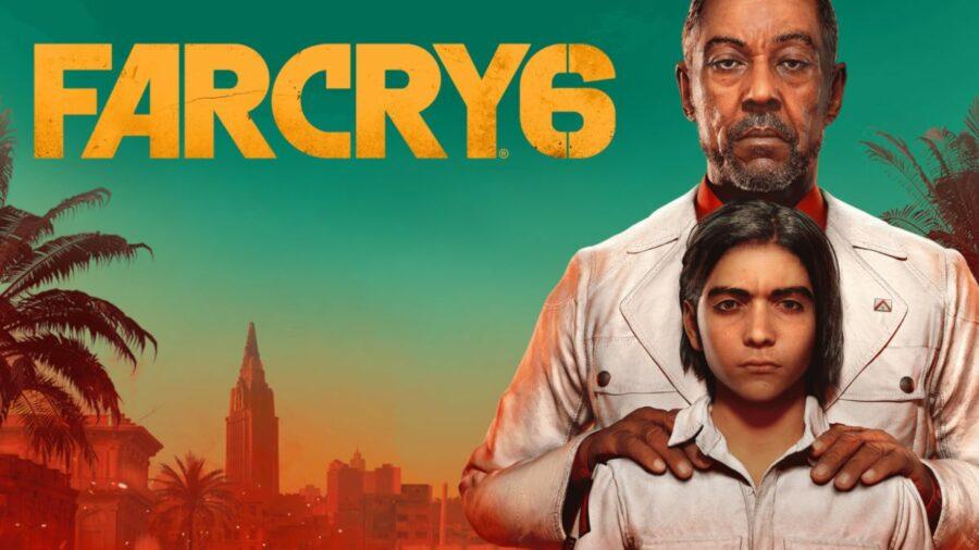 Anton Castillo in Far Cry 6 Promo