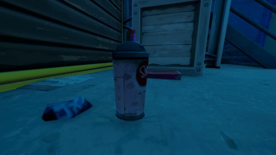 A Spray Can in Fortnite.