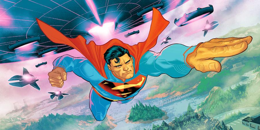 The Last Son of Krypton Loading Screen
