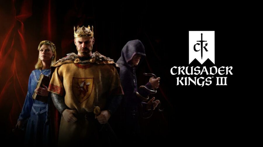 The Crusader Kings 3 Title.