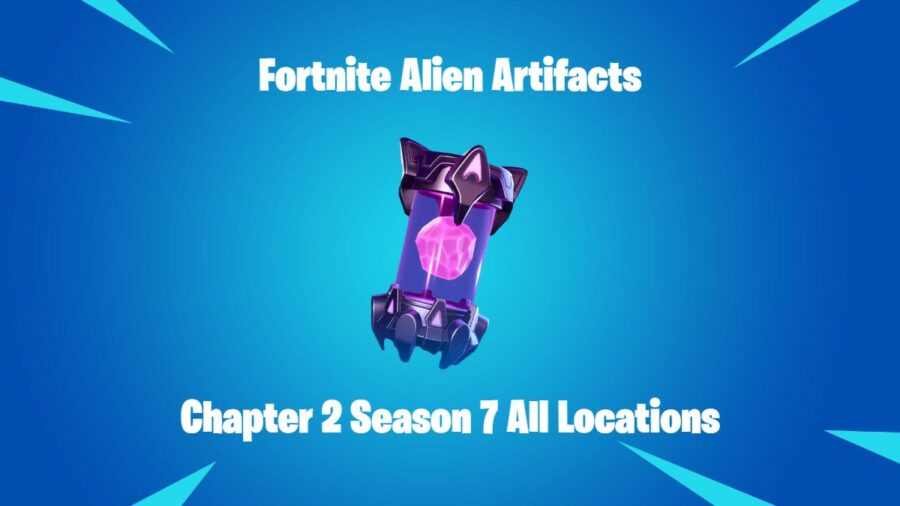 Title for all locations of Alien Artifacts C2S7.