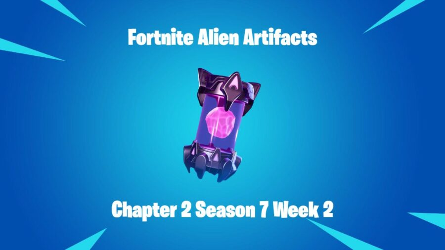Title for Alien artifacts C2S7W2.