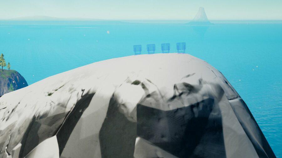 Alien Light Communication Devices in Fortnite.