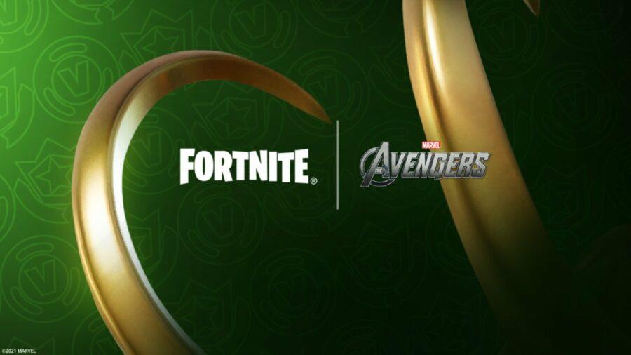 Loki horns for Fortnite.