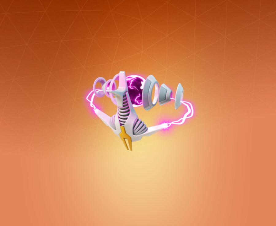 Kymera's Plasma Pak Back Bling