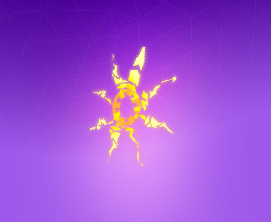 Oro Sol Back Bling