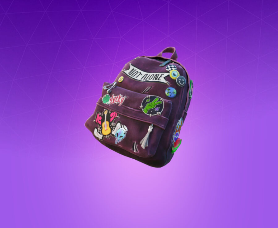 Patch Pack Back Bling