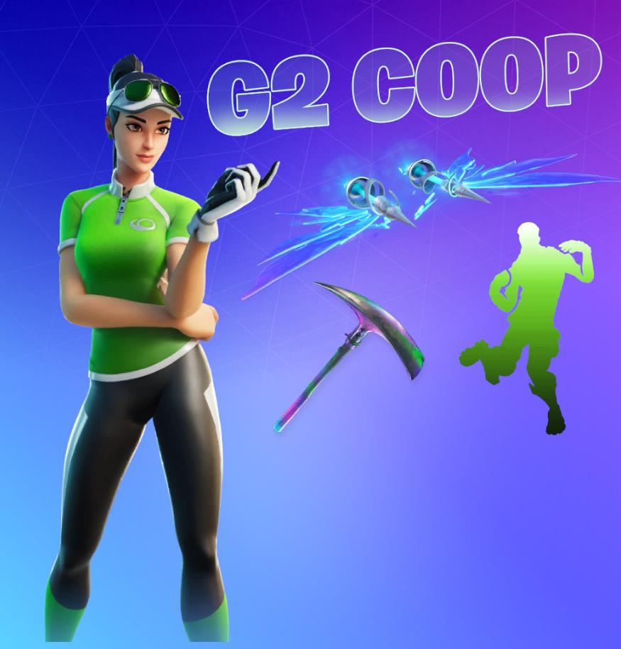 G2 Coop's Locker Bundle Bundle