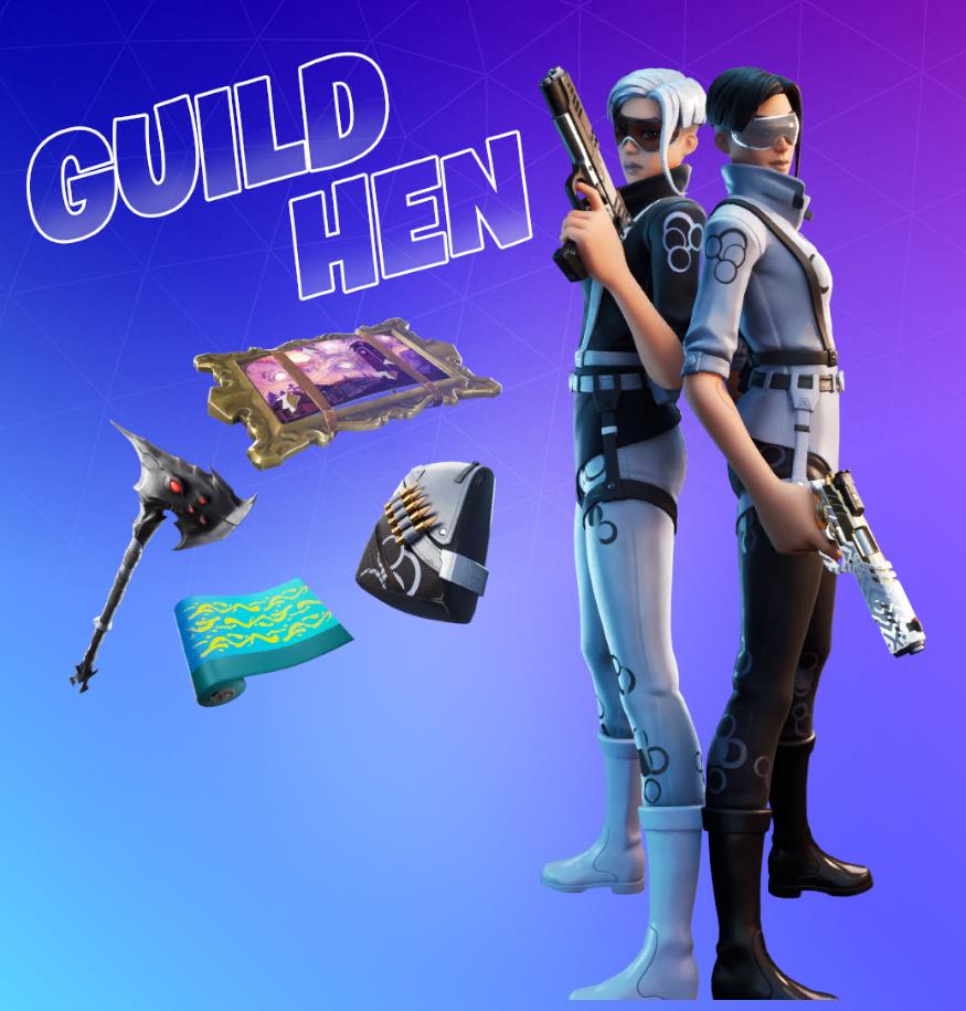 Guild Hen's Locker Bundle Bundle