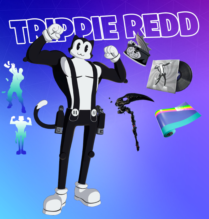 Trippie Redd's Locker Bundle Bundle