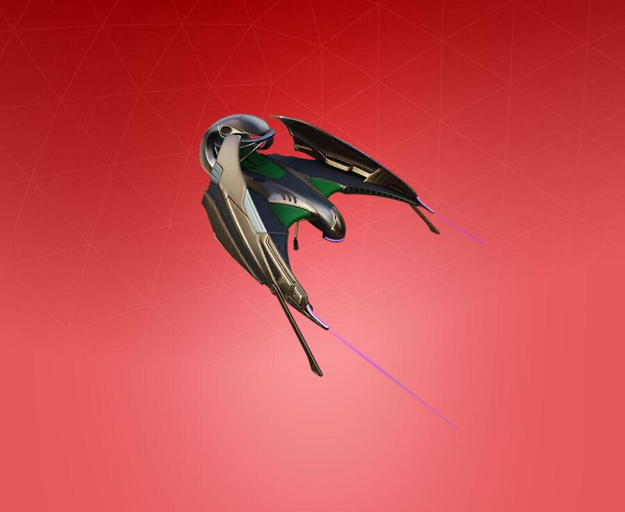 Chitauri Chariot Glider