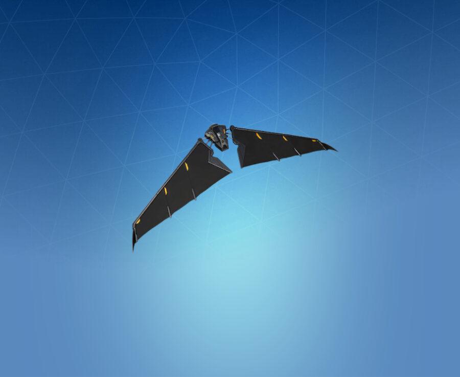 IO Stealth Sail Glider