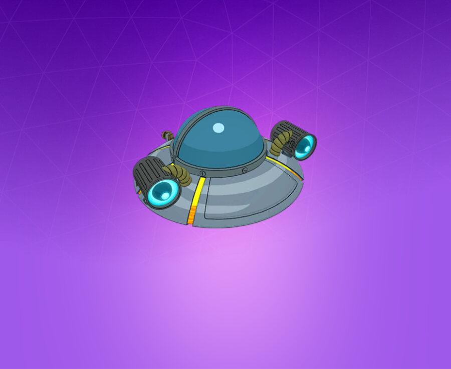 Rick's UFO Cruiser Glider