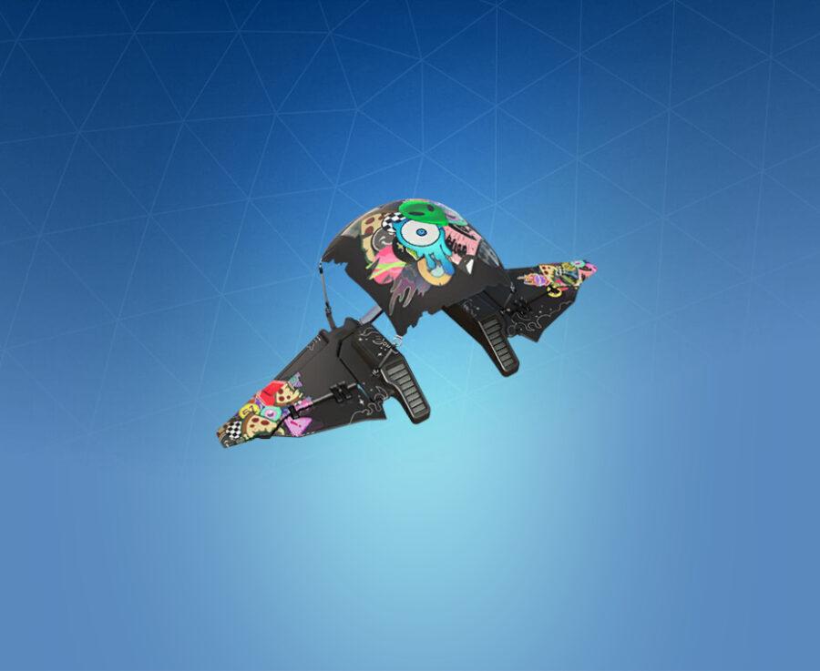 Sunny's Lander Glider
