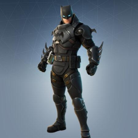 Armored Batman Zero skin