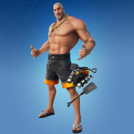 Beach Brutus skin