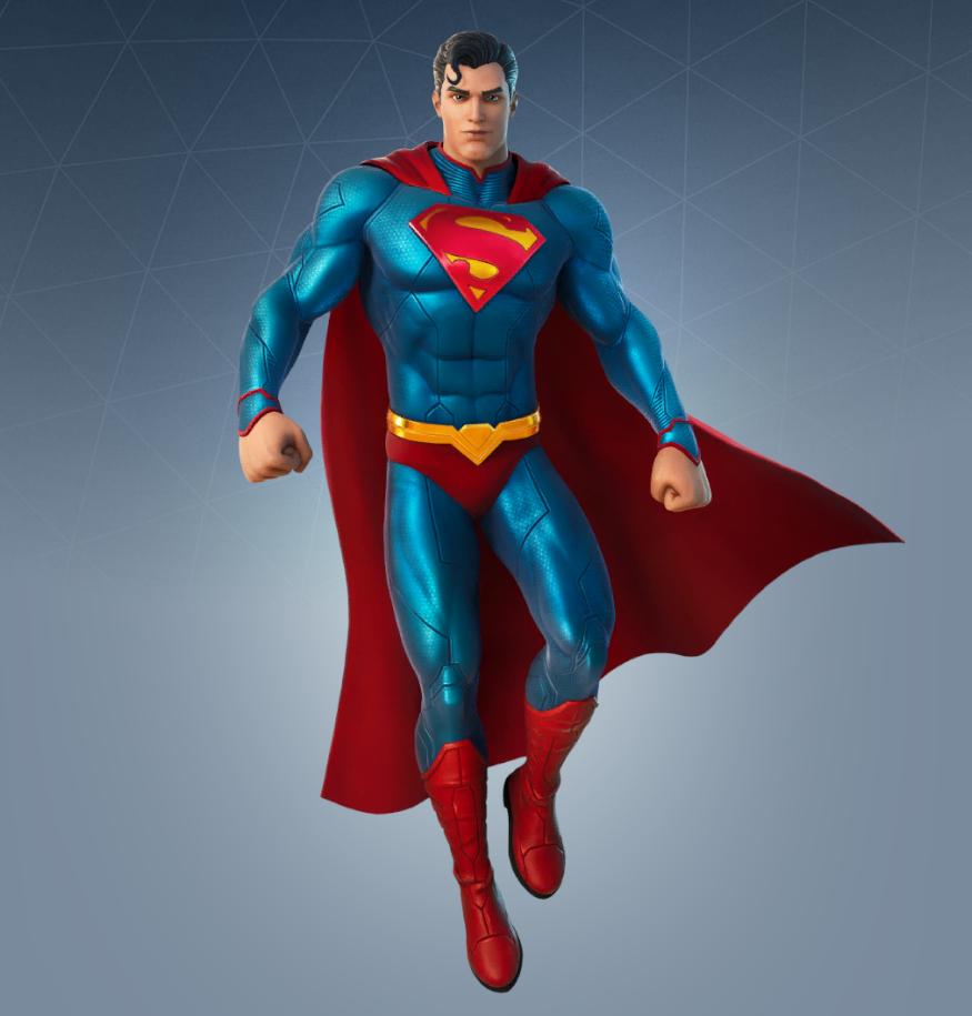 Clark Kent Skin