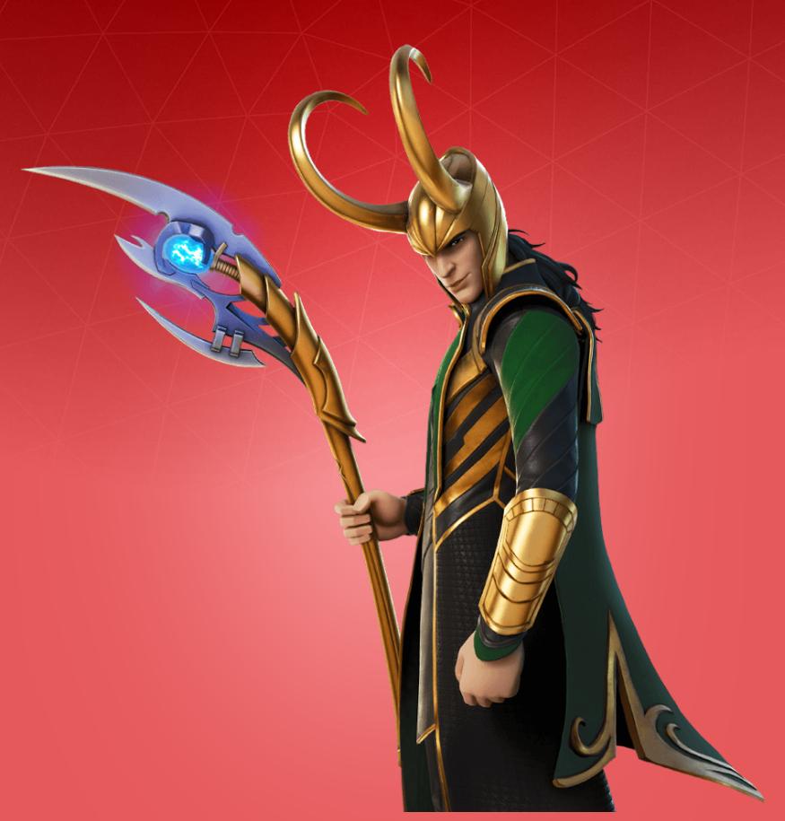 Loki Laufeyson Skin