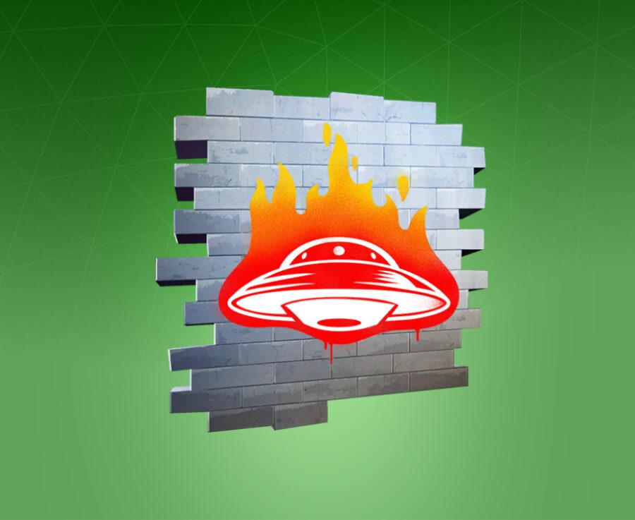 Hot Saucers Spray