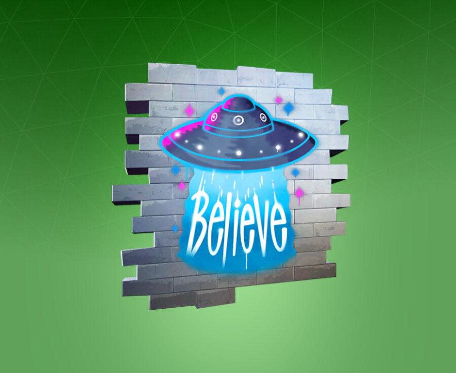 I Believe Spray