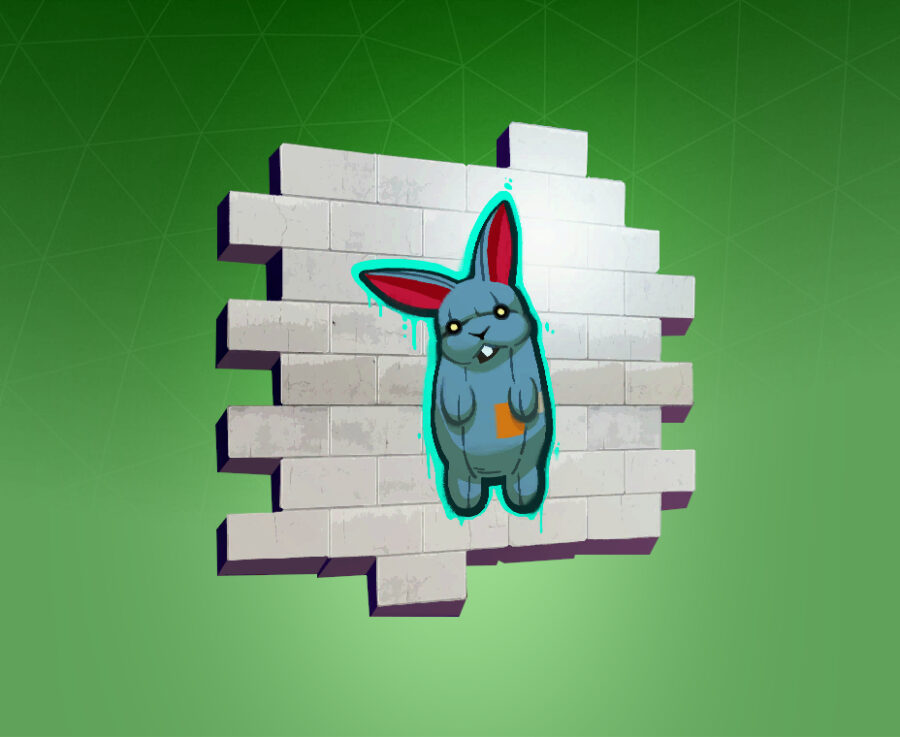 Sad Bunny Spray