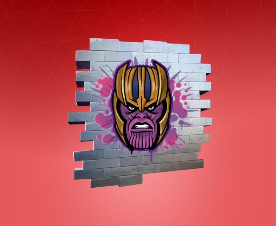 Thanos Watches! Spray