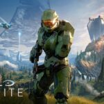 Halo: Infinite Box Art