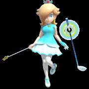 Rosalina in Mario Golf Super Rush.