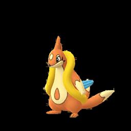 Pokemon Go Floatzel Avatar