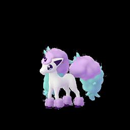 Pokemon Go Galarian Ponyta Avatar