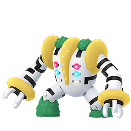 Pokemon Go Regigas Avatar