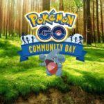 Pokémon Go Gible Community Day