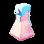 A Hyper Potion in Pokemon Go.