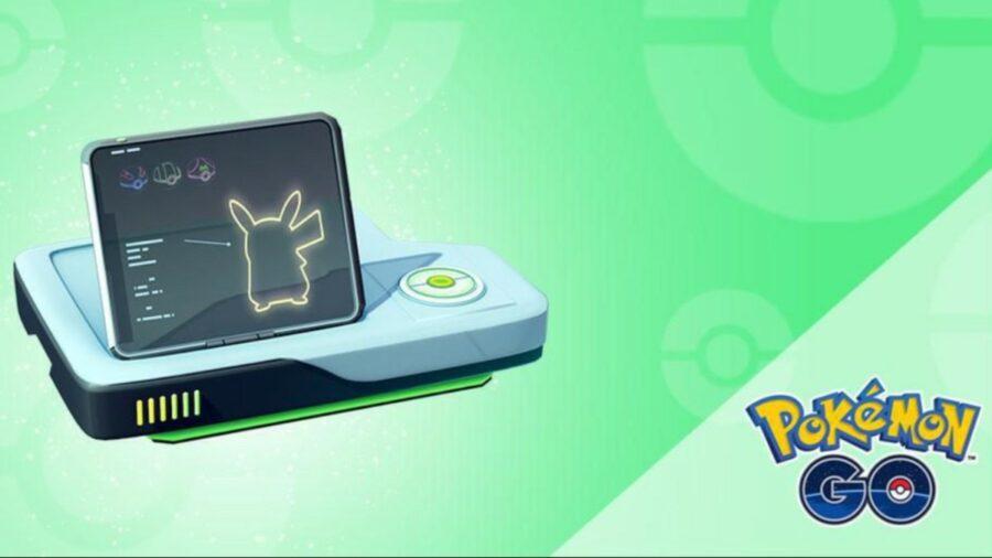 Pokemon Go Storage Feature