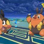 Tepig and Pignite in Pokemon Go