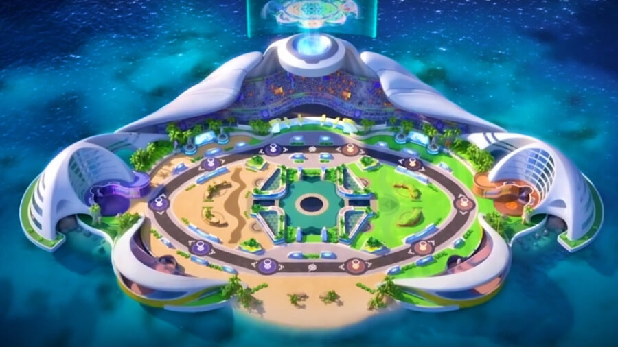 All Maps and Battle Arenas in Pokémon Unite - Pro Game Guides