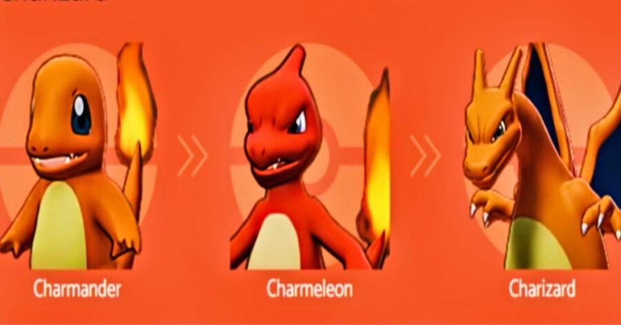 Screenshot of Pokémon Unite beta test gameplay